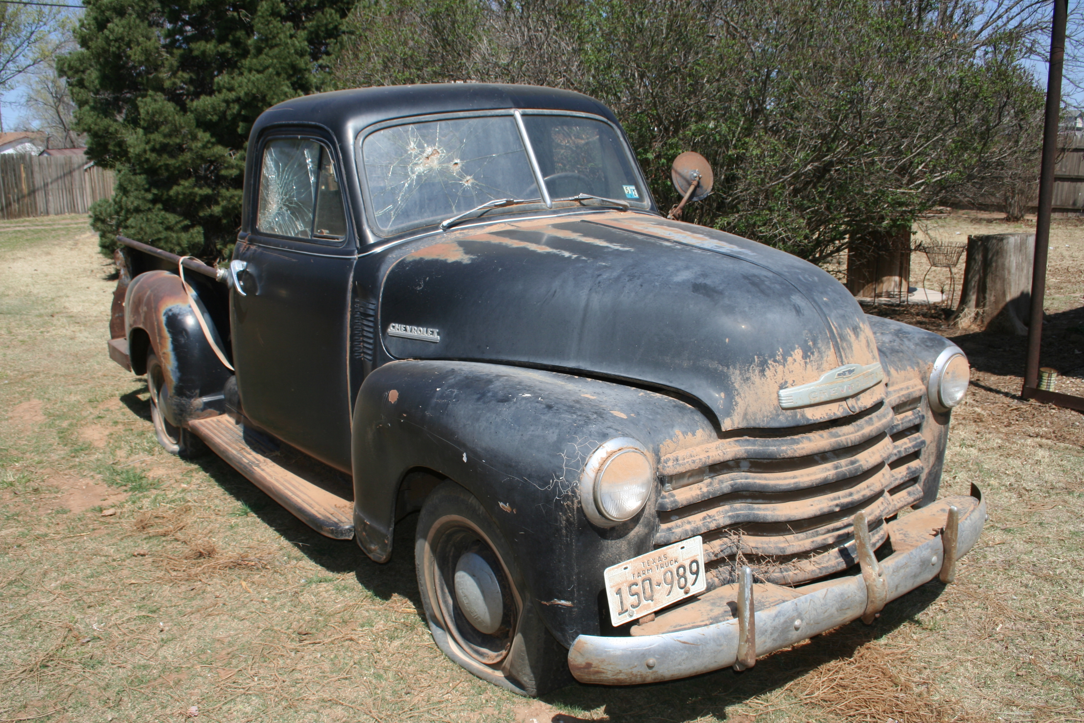 Chevrolet Pickup 1951 Curry Troy S Tractors