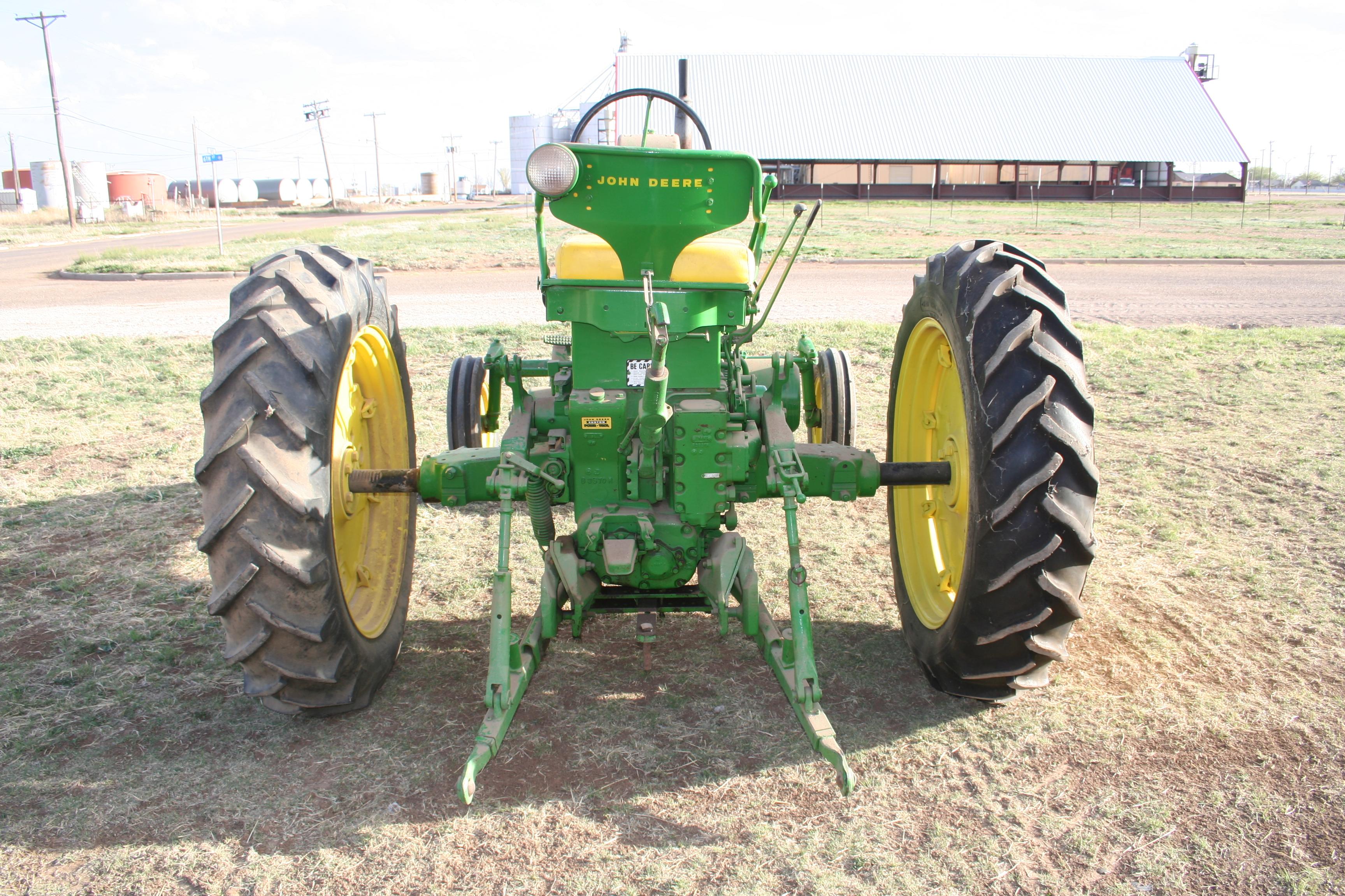John Deere 520 Tractor Clutch : John deere lp troy s tractors
