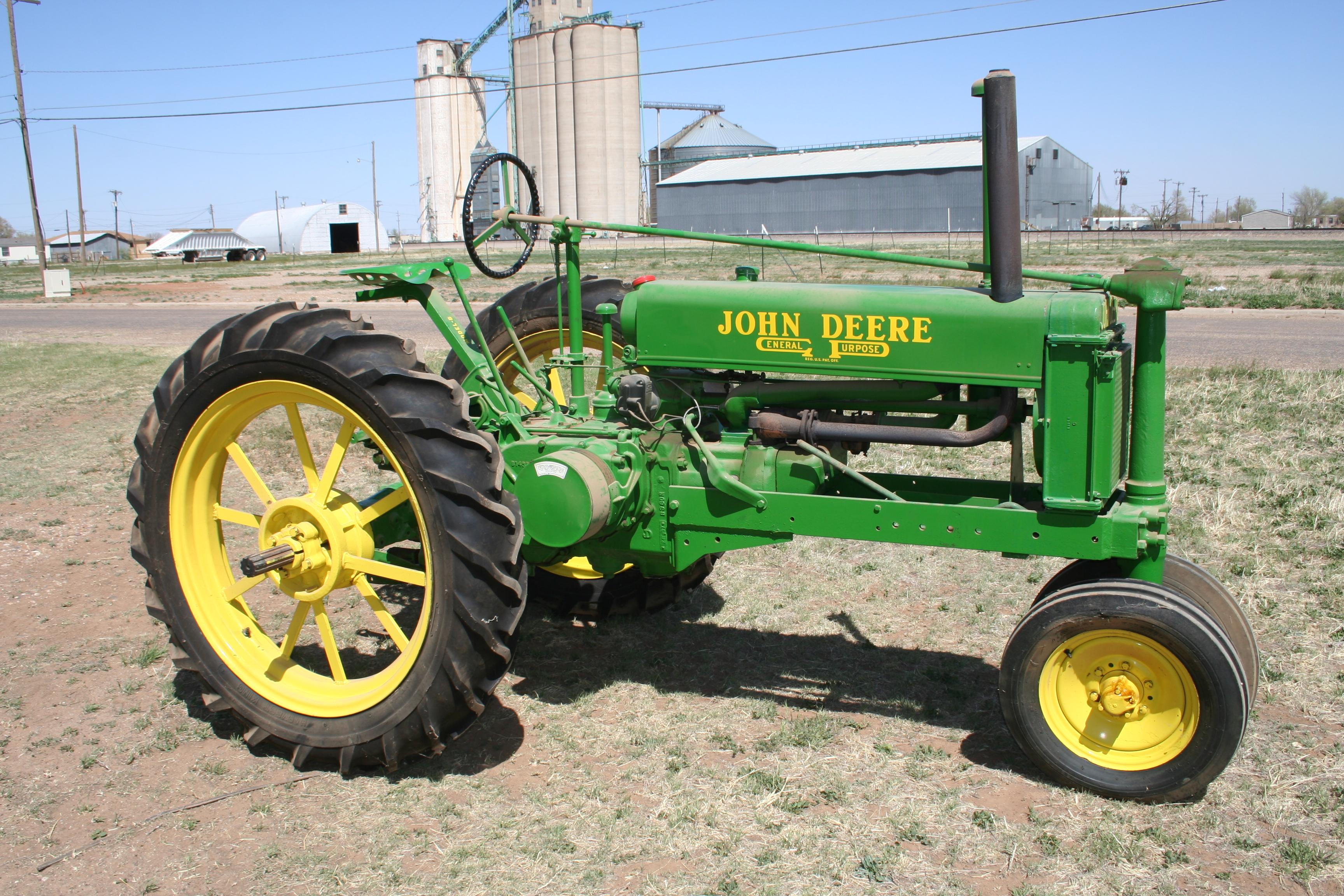 John Deere B Engine Parts : John deere b parts tractor engine and wiring