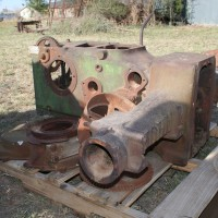 John Deere B case and parts