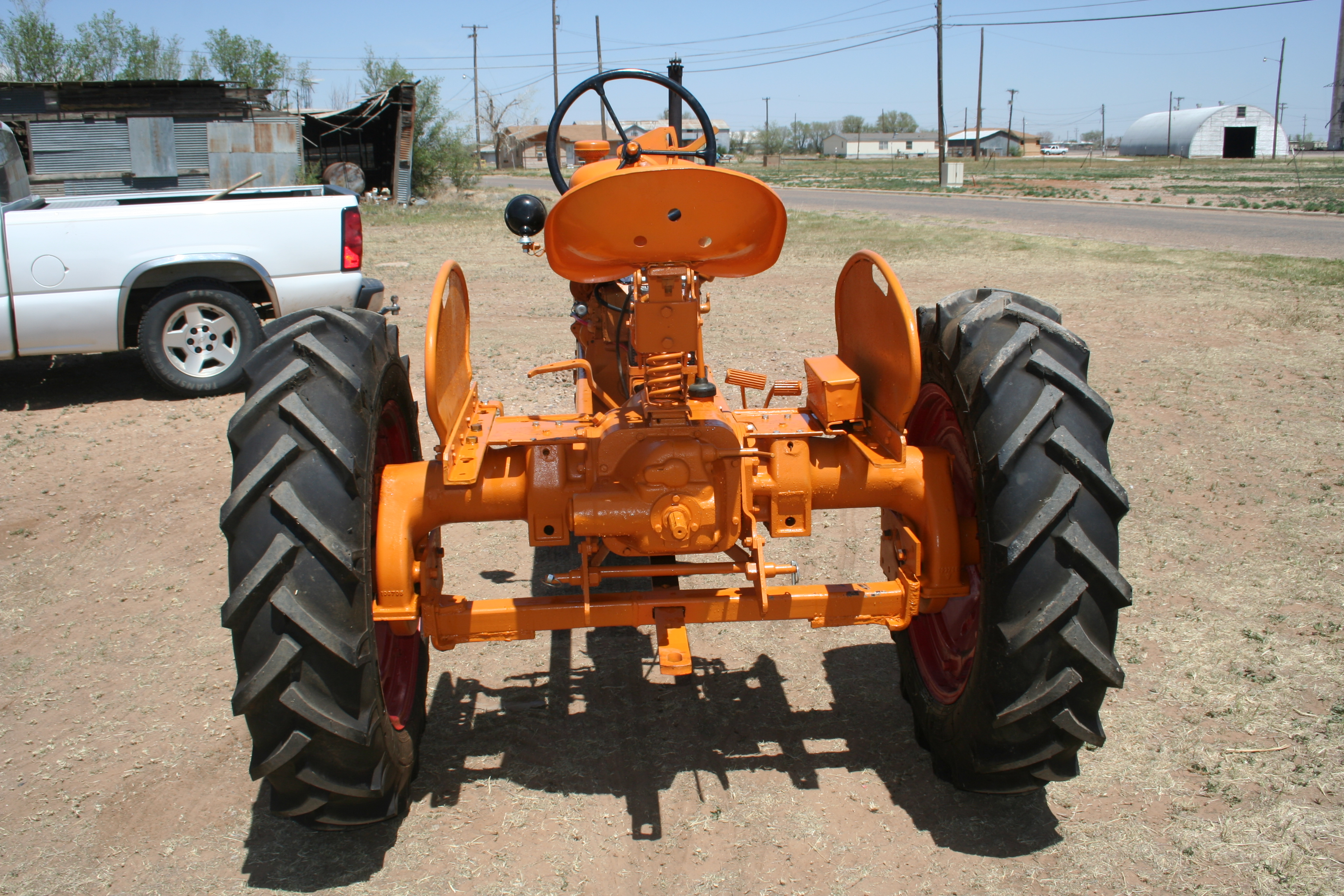 Craigslist Allis Chalmers >> Minneapolis-Moline BF/Avery R (1952)   Troy's Tractors