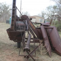 Wood Brothers corn picker