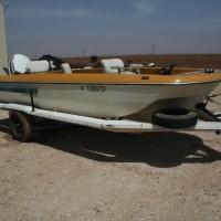 1975 Newman Boat